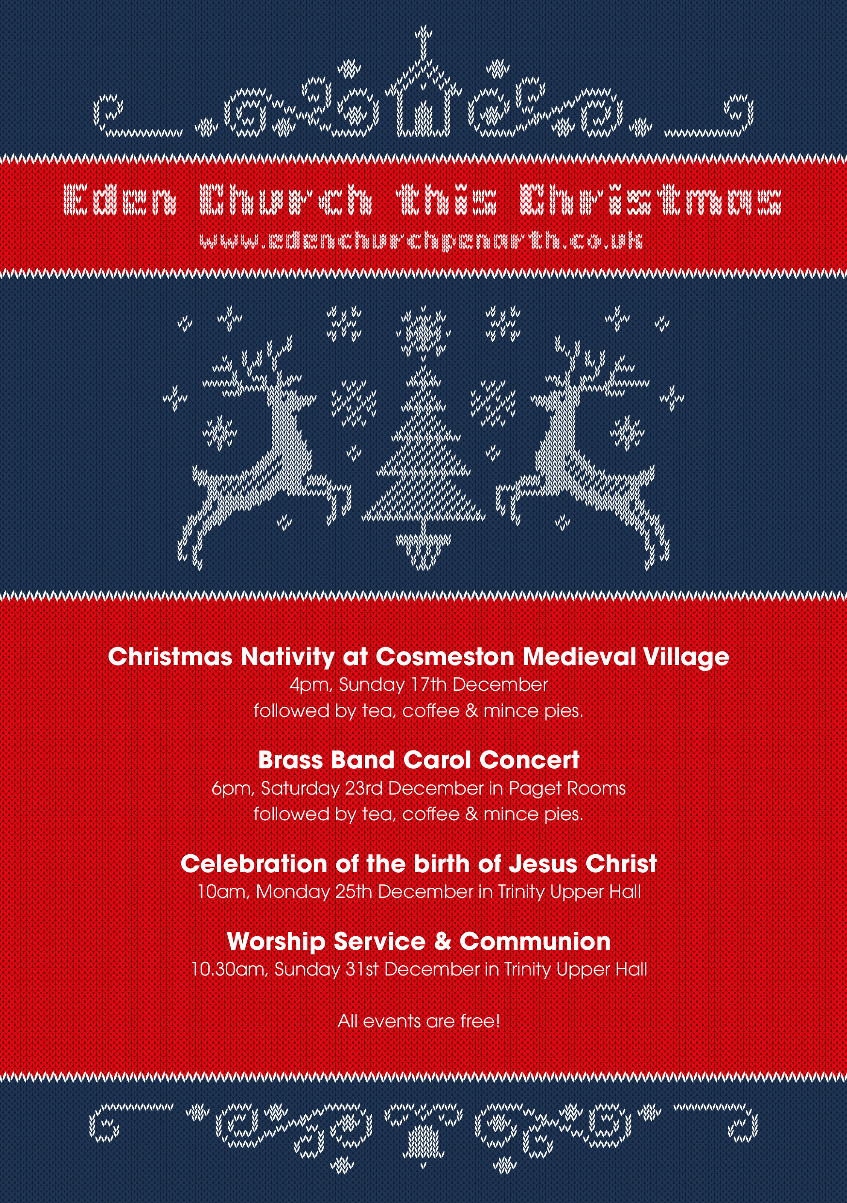 Our Christmas Events